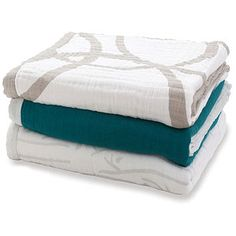 Aden and anais daydream blanket-I want one so bad, these are so soft and comforting and this one is the adult size :)