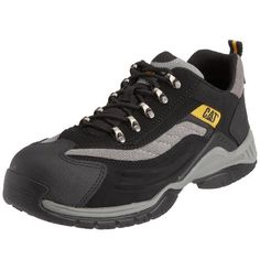 Caterpillar CAT Footwear Moor Sb, Mens Safety Shoes, Black, 10 UK (44 EU) These Caterpillar Black/Silver Moor Safety Trainers are great for ensuring workers look the part whilst having the protection they need in the workplace. They are lightwe (Barcode EAN = 7385764022936) http://www.comparestoreprices.co.uk/december-2016-4/caterpillar-cat-footwear-moor-sb-mens-safety-shoes-black-10-uk-44-eu-.asp