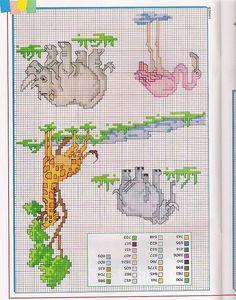 For children ... cross stitch (p. 92) | Learn Crafts is facilisimo.com