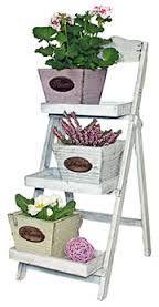 Výsledek obrázku pro kvetinovy nabytek na terasu Ladder Decor, Home Decor, Decoration Home, Room Decor, Home Interior Design, Home Decoration, Interior Design
