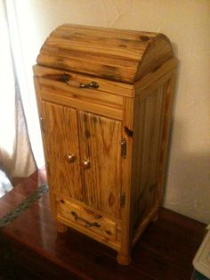 Jewelry Box By Woodworking Shop Out Of Abilene, Texas Pinned With Pinvolve