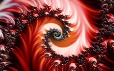 A beautiful picture of #Red #Fractal downloaded from http://alliswall.com