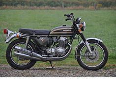 1972 honda cb750 | 1972 Honda CB750/4 Frame no. CB7502202033 Engine no. CB750E2202615