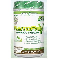 NovaForme PhytoPro V 600 Grams Protein