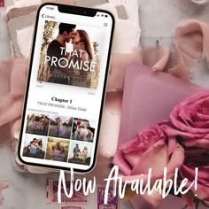 """Author on Instagram: """"THAT PROMISE is now available in AUDIO! The voice of Devaney is the same as in That Summer but we've added Chase's POV in this book and it…"""""""