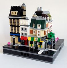 Littlebrick: Shops and Houses 2   by Barton Thinks