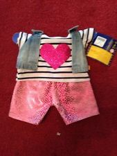 Build a bear Build A Bear, Workshop, Sequins, Two Piece Skirt Set, Vest, Building, Shopping, Dresses, Fashion