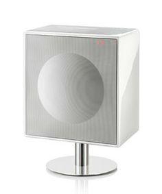 GENEVAサウンドシステム XL Wireless (White) ¥260,000(税抜) ※スタンドは付属していません