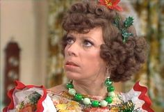 Carol Burnett - By far one of the funniest women ever.  On my chessboard of favorite comedians, she is definitely the queen.  I spent my childhood camped  around the TV waiting for the Carol Burnett show, and whenever I see reruns, I stop and am glued for the next hour.  Carol Burnett was my generation's precursor to Saturday Night Live.  (I'm not old enough to remember Laugh-In).