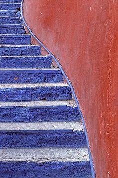 Guanajuato Stairs