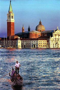 Basílica de San Giorgio. Venecia