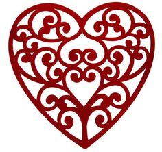 white valentine band