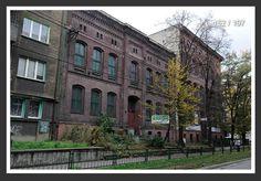 Budynek starej szkoły w Bytomiu, przy ul. Katowickiej #bytom #silesia #śląsk #poland #school