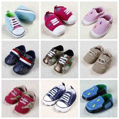 Cute Newborn Baby First Walkers Shoes Girls/boys sneakers Lovely ...