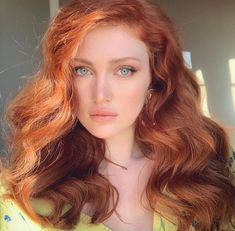 Burgundy Brown - 40 Red Hair Color Ideas – Bright and Light Red, Amber Waves, Ginger Hair Color - The Trending Hairstyle Red Hair Color, Blue Hair, Red Hair With Blue Eyes, Light Red Hair, Long Red Hair, Red Hair Woman, Beautiful Red Hair, Beautiful Women, Girls With Red Hair