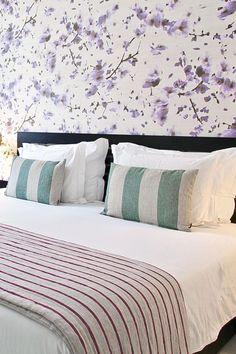 The guestrooms follow four design themes: urban, tribe, zen, and pop. Internacional Design Hotel (Lisbon, Portugal) - Jetsetter