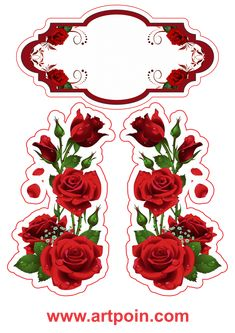 Rooster, Stickers, Red Roses, Birthday Cakes, Craft, Pocoyo, Places, Decals, Chicken