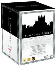 Downton Abbey: Complete Box - Säsong 1-6 (26 disc)