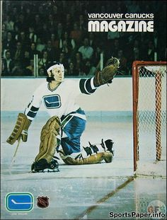 Hockey Goalie, Hockey Players, Ice Hockey, Ready To Rumble, Goalie Mask, Masked Man, Vancouver Canucks, Goalkeeper, Nhl