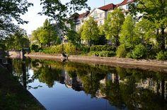 Maybachufer, Berlin, Germany by itsaboutthekk, via Flickr