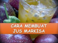 Resep dan Cara Membuat Jus Markisa #NyokMasak http://youtu.be/XjN1eUdNQeE