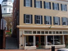 Piccola Roma Restaurant Annapolis   Italian Food Historic Downtown   Lunch Dinner Romantic Dining Anne Arundel County Maryland MD