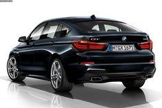 2013 BMW 5 GT