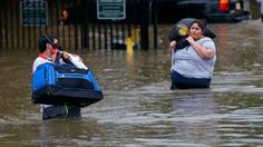 Ciudadanos de Louisiana intentan regresar a sus casas tras inundaciones
