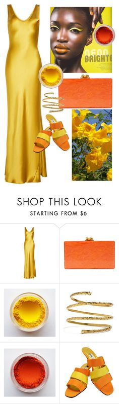 """""""Untitled #117"""" by kcollinshm ❤ liked on Polyvore featuring Galvan, Edie Parker, Venus and ESCADA"""