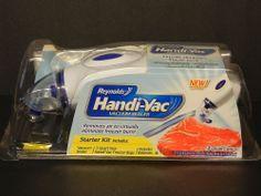 Reynolds Handi-Vac Vacuum Sealer Starter Kit   $10.97             1462