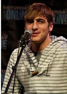 Omg!!! Look at Kendell Schmidt's dimples