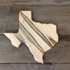 We got our small Texas boards with Turquoise back in stock.  Check out our website! wacowoodworks.com #wacowoodworks