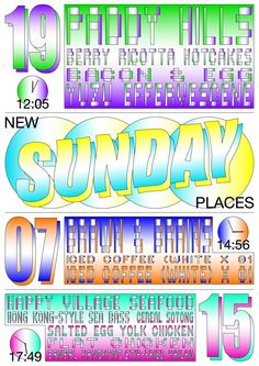 """pstrprty: """"New Places """" Graphic Design Layouts, Graphic Design Posters, Graphic Design Typography, Graphic Design Illustration, Graphic Design Inspiration, Graphic Prints, Layout Design, Web Design, Logo Design"""