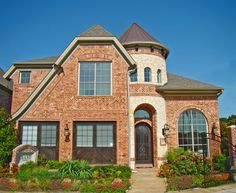 historic homes of Dallas | Enclave at Bluffview. Located in the historic Bluffview area of Dallas ...