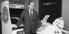 Addio a Masayo Nakamura, papà di Pac-Man, fondatore della Namco
