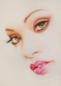 Pencil portret