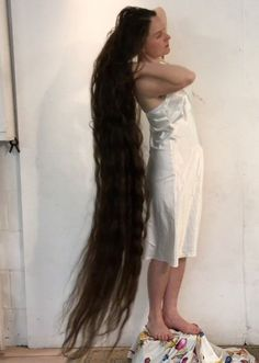 VIDEO - The art of long hair