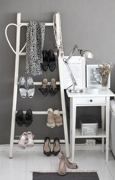 11 idées de rangement chaussure géniales – Astuces de filles