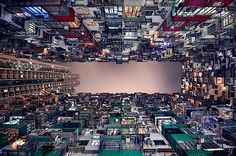 Hong Kong from a different pint of view - by Romain Jacquet-Lagrèze
