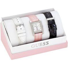 GUESS 2013 Sparkling Pink Watch Benefiting Susan G. Komen $115