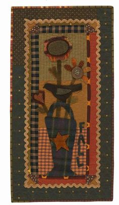 "Something to Crow About - in American Patchwork and Quilting 2011 ""sew scrappy"""