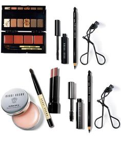 Bobbi Brown Pretty in a Box Holiday 2010 Makeup Collection and Gift Sets – New Photos – Beauty Trends and Latest Makeup Collections Brown Lip, Bobbi Brown, Brown Makeup, Beauty Nails, Beauty Makeup, Hair Beauty, Beauty 101, Makeup Trends, Beauty Trends