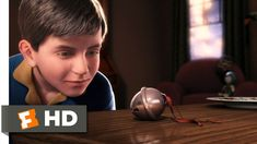 The Polar Express (5/5) Movie CLIP - Believer's Bell (2004) HD