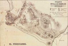 a 131 años de la mayor batalla Sudamericana 1881 - Taringa!