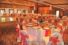 Reception at the German Club Blacksburg, Virginia - Perfect place for a wedding!