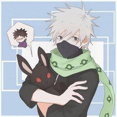 Kakashi Hatake, Naruto Uzumaki, Boruto, Hatake Clan, Comic Naruto, Naruto Anime, Naruto Cute, Naruto Funny, Cute Anime Guys