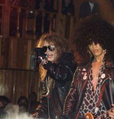 Axl & Slash