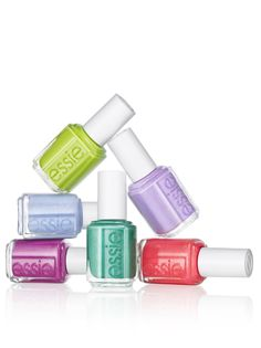 The new essie 2013 summer collection is here!