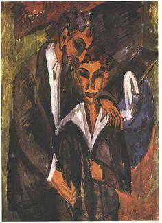 Kirchner - Graef und Freund - Ernst Ludwig Kirchner - Wikimedia Commons