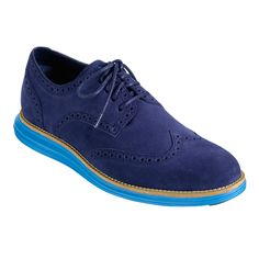LunarGrand Wingtip - Men's Shoes: Colehaan.com    I WANT.  I WANT. I WANT.